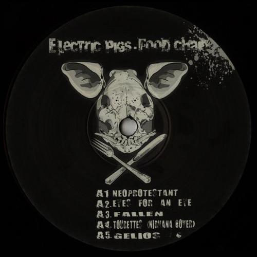 Electric Pigs - Tourettes (Nirvana Cover)