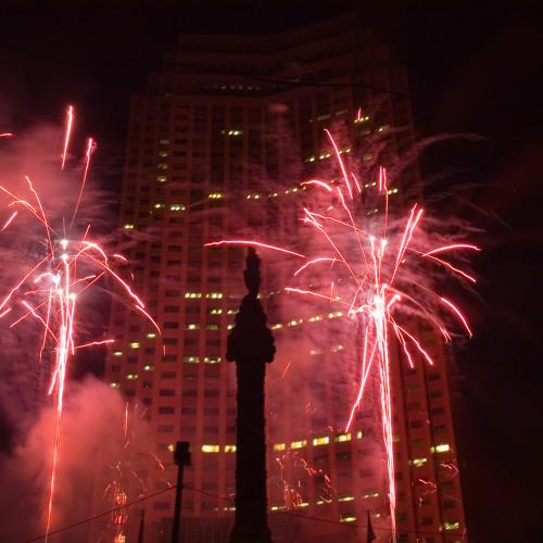 Designed Fireworks