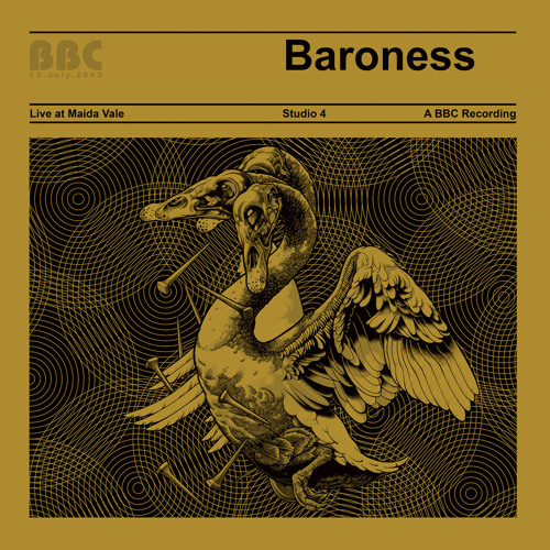 Baroness - Cocainium (live)