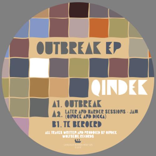 Qindek & Digga - Later & Harder Sessions 001 - 2 (master) - WOLF026
