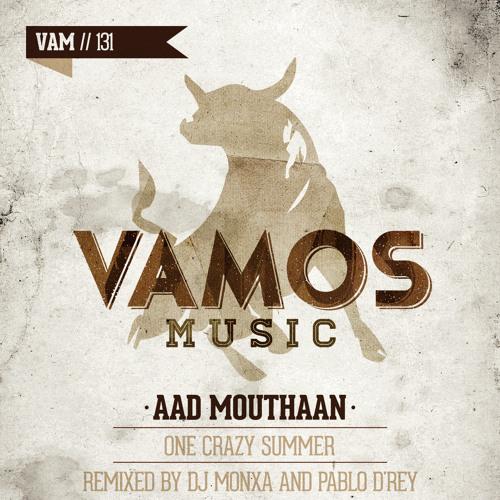 Aad Mouthaan - One Crazy Summer (Dj Monxa Remix)