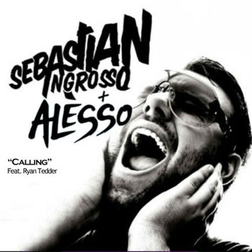 Sebastian Ingrosso & Alesso ft. Ryan Tedder -- Calling (Lose My Mind) [Sarcetta Remix]
