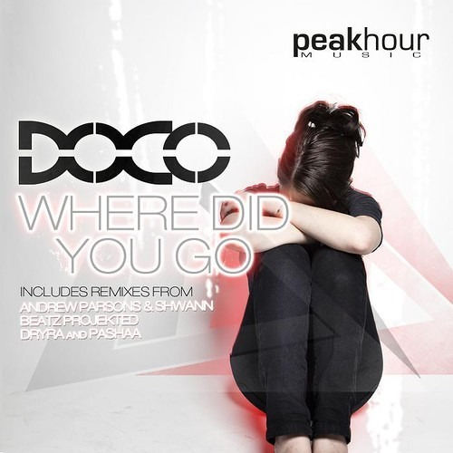 OUT NOW: DOCO - Where Did You Go (Andrew Parsons & Shwann Remix)