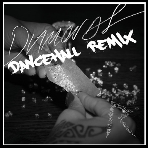 Diamonds  (dancehall remix) -Rick Vents, Renegade