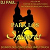 DJ PAUL'S PARA LOS SALSEROS Portada del disco