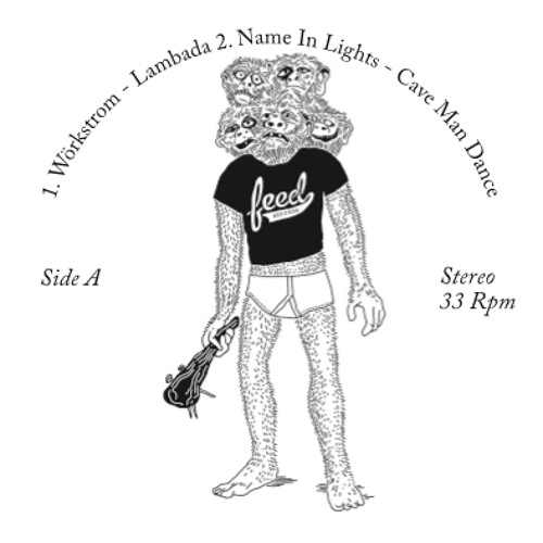 Name In Lights - Cave Man Dance
