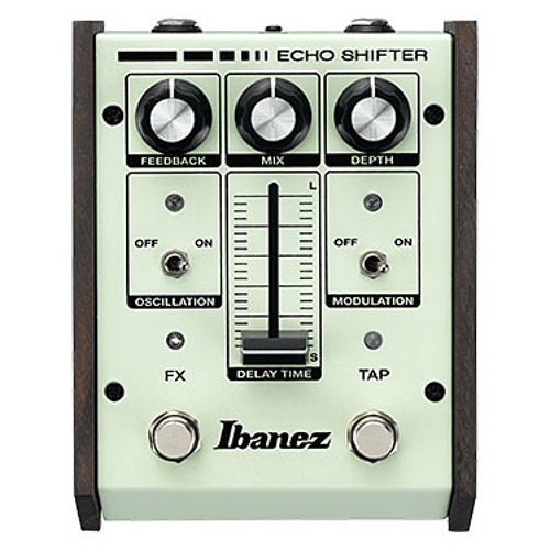 Ibanez Echo Shifter Analog Delay 1/2 | Full Compass