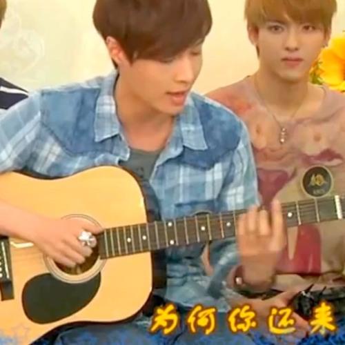 LAY(张艺兴) _ 新不了情 (New Endless Love) 120420