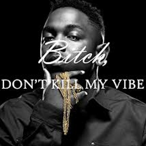 DON'T KILL MY VIBEZ By Belly