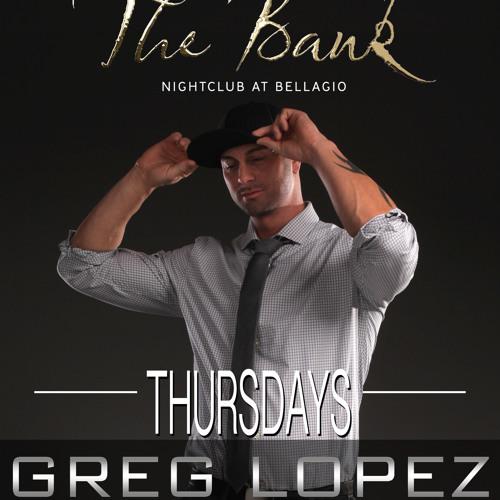 Greg Lopez Live @ The Bank Nightclub Las Vegas July 4th, 2013