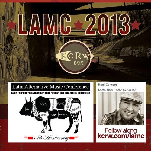 From Latin Alternative Music Conference: DJ Bitman