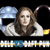 Adele VS Daft Punk - Get Lucky And Set Fire To The Rain (Fausman Pool Bar Edit)