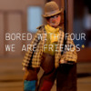 """""""Asterisk"""" by Bored with Four"""