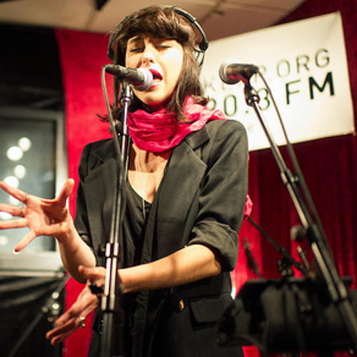 Kimbra - Withdraw (Live on KEXP)