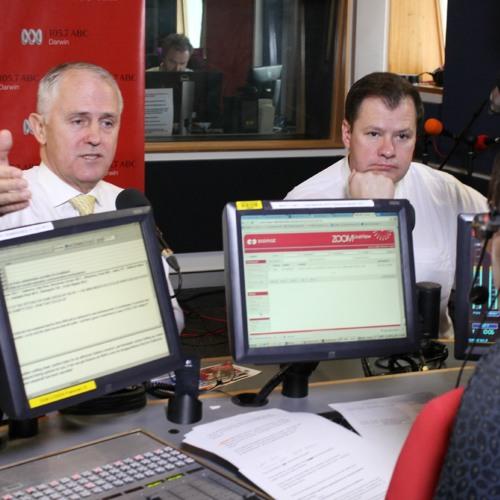 NBN showdown: Malcolm Turnbull vs Ed Husic (Parliamentary sec for Broadband)