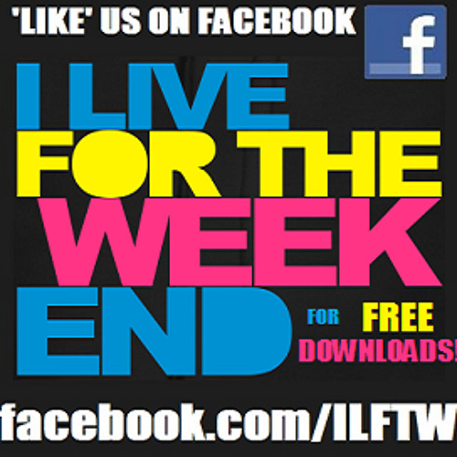 I Live For The Weekend 013 - Feat. Vitzi in the Guestmix