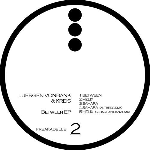 Frkd002: Juergen Vonbank & Kreis - Between EP