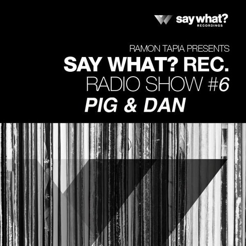 Say What? Podcast 006 with Pig & Dan