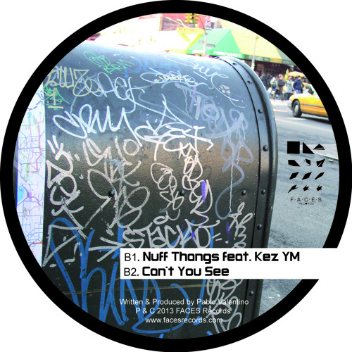 B2. Pablo Valentino - Can't You See (FACES 1214)