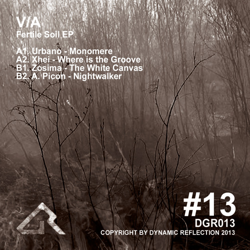 A1. Urbano - Monomere [ Dynamic Reflection 013 ]