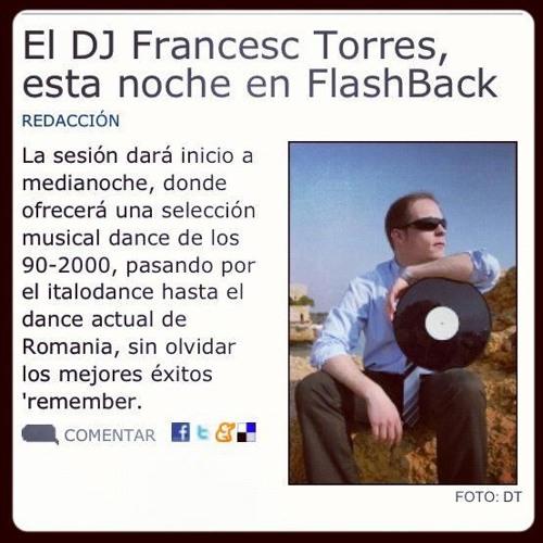 Special Session DJ FRANCESC TORRES