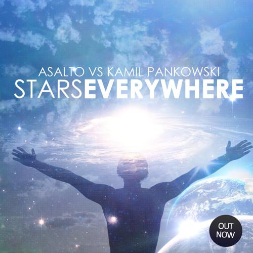Asalto vs Kamil Pankowski - Stars Everywhere (Original Mix) [FREE DOWNLOAD]