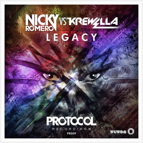 Nicky Romero vs Krewella - Legacy (OUT NOW)