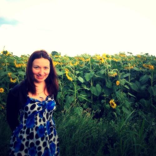 Sunflower Blues written by Jasna Ilic, vocal Jasna Ilic