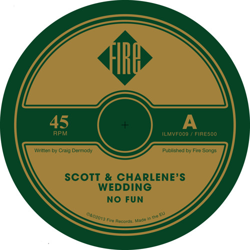 Scott & Charlene's Wedding - No Fun