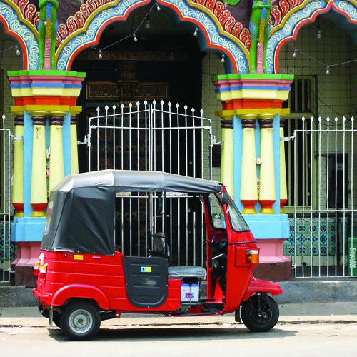 Chalo Rickshaw (Cliché, Scoota)