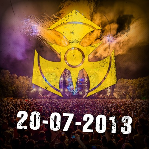 DOMINATOR 2013 WARM UP - MIXED BY THE VINYLRAIDER