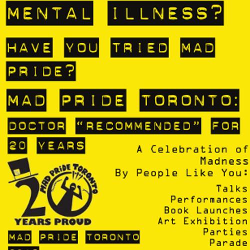 York Connection Report: Mad Pride Toronto 2013