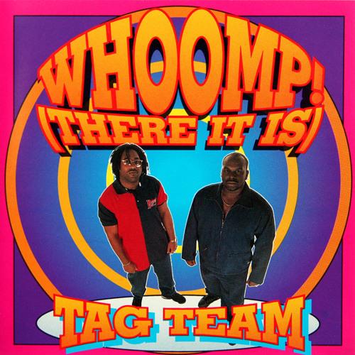 Tag Team - Whoomp - Andy Mac's Refix