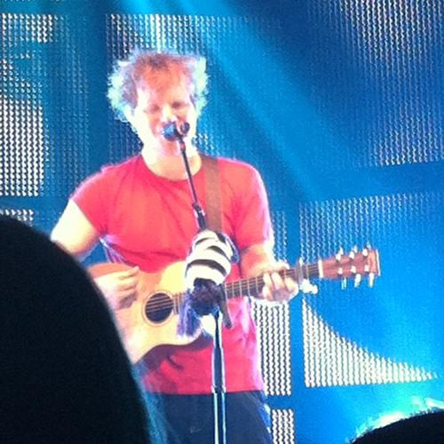 Sofa - Ed Sheeran Live