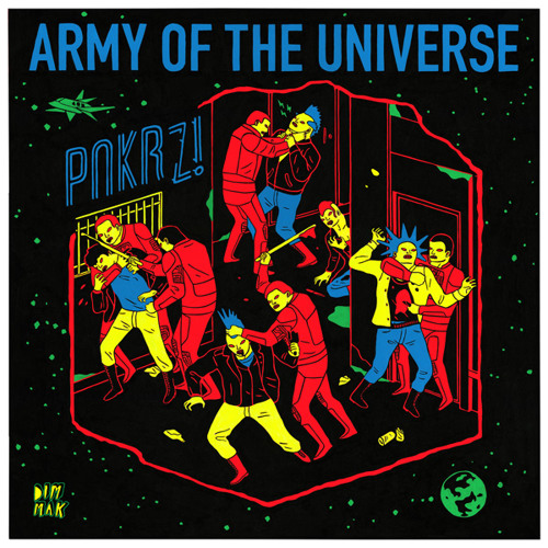 Army Of The Universe - PNKRZ! (Original)