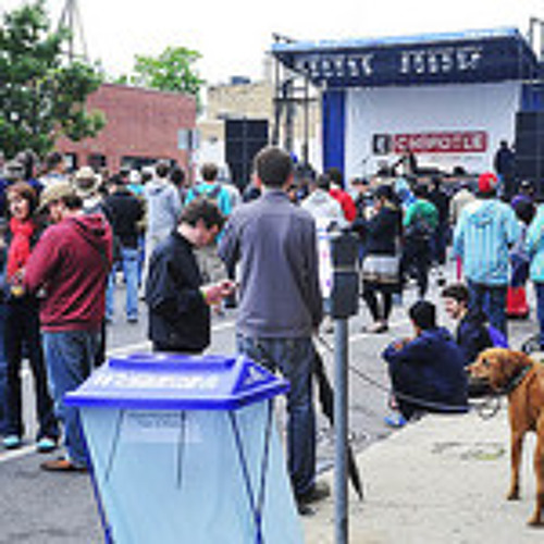What 'makes' a street fest?