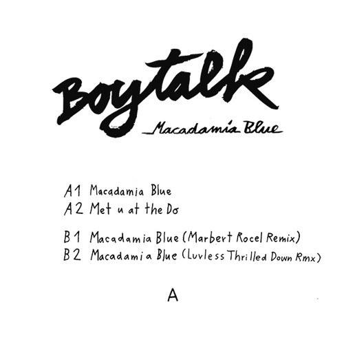 Macadamia Blue (Marbert Rocel Remix)
