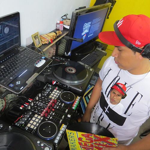 DJ PELIGRO MIX JUVENIL 2013 VOLUMEN 2