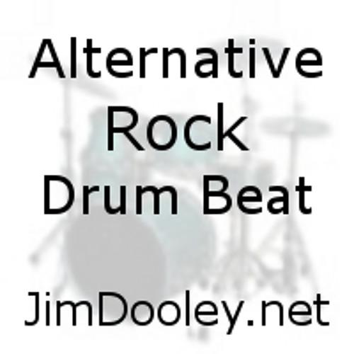 Alternative Rock Tom Beat 100 BPM JimDooley.net