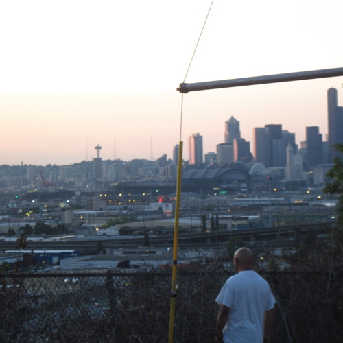 """""""...and all I could think about was what a scumbag I was..."""", Field Recording In White Center, WA #2"""
