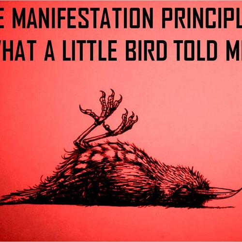 'The Manifestation Principle: What A Little Bird Told Me' w/ Black Lodge - July 12, 2013
