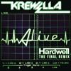 Krewella - Alive (Hardwell remix) Energixx remake