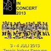 JKT48 - 1! 2! 3! 4! Yoroshiku (Live Konser Perkenalkan Nama Kami, JKT48!)