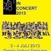 JKT48 - Gommen ne Summer (Live Konser Perkenalkan Nama Kami, JKT48!)