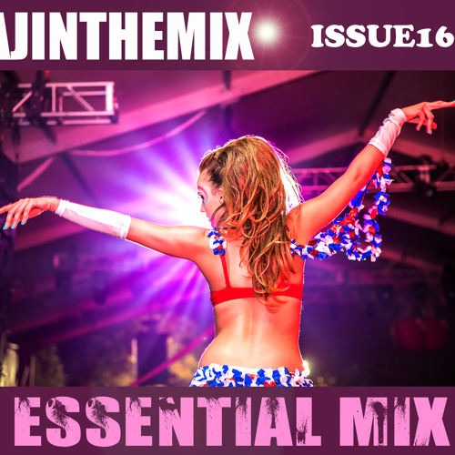 AJ In The Mix - ISSUE166