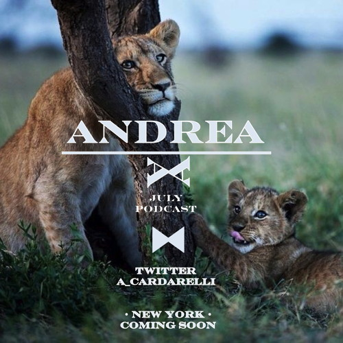 Andrea [July Podcast]