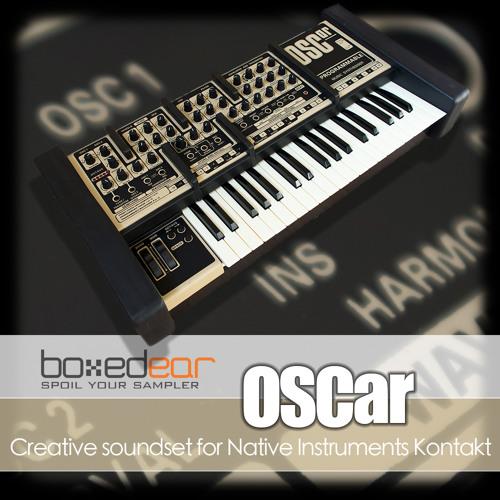 OSCar preset - Apocalypse Pad