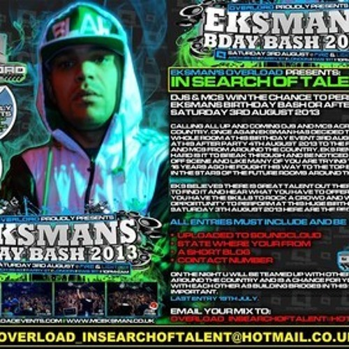Scopperloit - Eksman In Search of Talent II Mix *FREE DOWNLOAD*