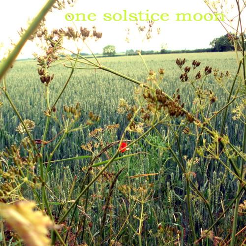 one solstice moon