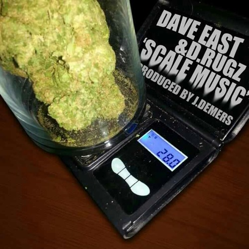 D.Rugz ft. Dave East - Scale Music (Produced by J.Demers)